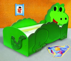 Bed Dino big